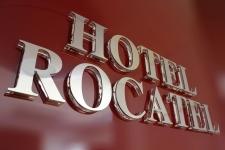 Hotel Rocatel, recepción