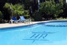 Hotel Rocatel, Canet de Mar (Barcelona). Swimming pool